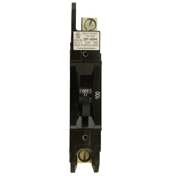 Schneider, RNW8651080, Circuit Breaker, 100A, E-Frame Panel Mount - Solar Gear Supply