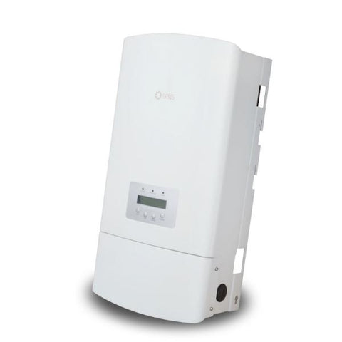 Ginlong Solis 3.6K-2G-US Single Phase Inverter, 3600W, 240/208 - Solar Gear Supply