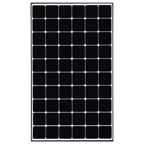 LG, LG310N1C-G4, 310W, Neon2, Mono, MC4-Type, Black Frame Solar Panel - Solar Gear Supply