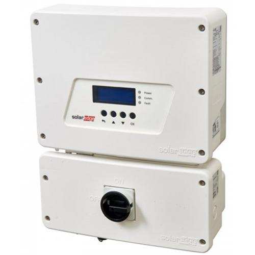 Solaredge, SE6000H-US000NNC2, Single Phase Inverter with RGM, 6000W, 240vac - Solar Gear Supply
