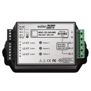 SolarEdge, SE-MTR240-0-000-S2, Electricity Meter, Does not include CTs - Solar Gear Supply