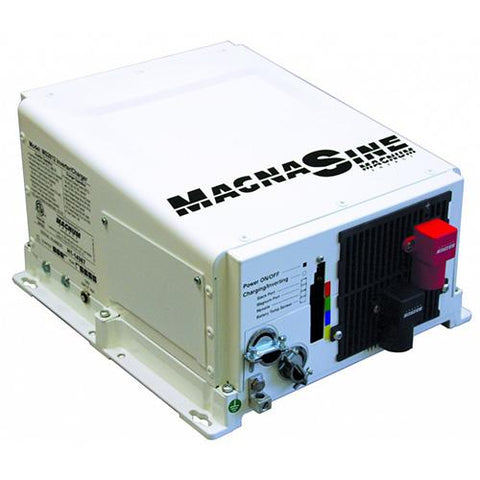 Magnum, MS2012-20B, Battery Inverter, Off-Grid Sinewave, 20A Breakers, 2000W, 12VDC 120VAC 60HZ - Solar Gear Supply