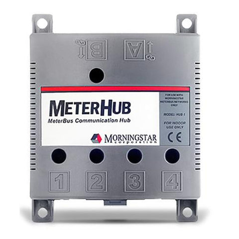 Morningstar, HUB-1, Meter Hub - Solar Gear Supply