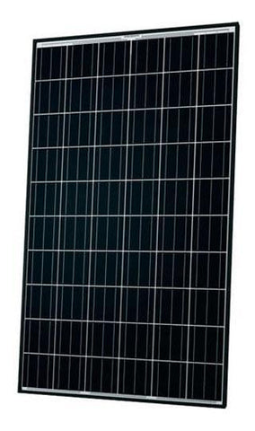 Hanwha Q.Peak-G4.1 300, 300W, Mono, Black Frame Solar Panel - Solar Gear Supply