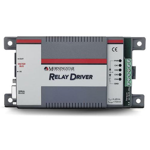 Morningstar RD-1 Relay Driver - Solar Gear Supply