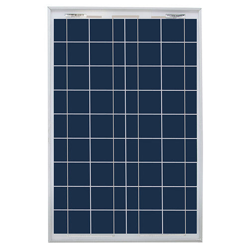 Dasol, DS-A18-60, Solar Panel, 60W, Poly/White/Clear, J-Box - Solar Gear Supply