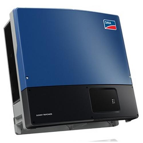 Sma Stp 30000tl Us 10 Sunny Tripower Three Phase Inverter