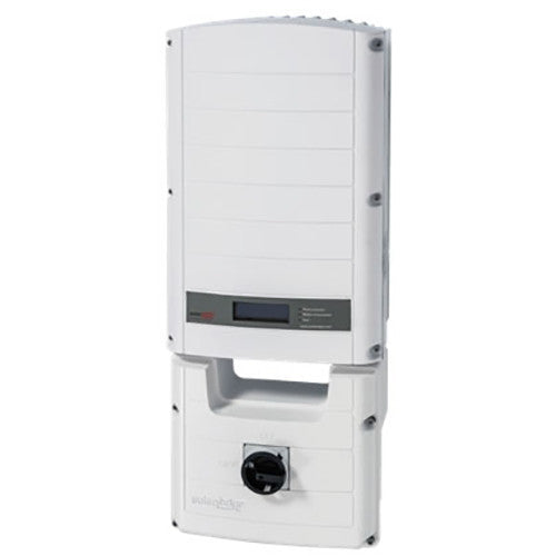 Solaredge SE10000A-US-U Single Phase Inverter, 10000 W, 240/208 VAC - Solar Gear Supply