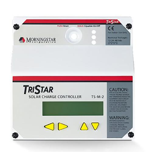 Morningstar, TS-M-2, Tristar Digital Meter for Tristar Controllers - Solar Gear Supply