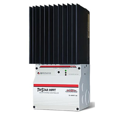 Morningstar TS-MPPT-60 Tristar MPPT Solar Charge Controller - Solar Gear Supply