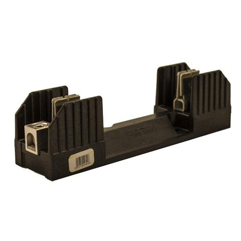Fuse Block, H25100-1CR, For Class H/R Fuses, 100A 1-Pole, Bussman - Solar Gear Supply