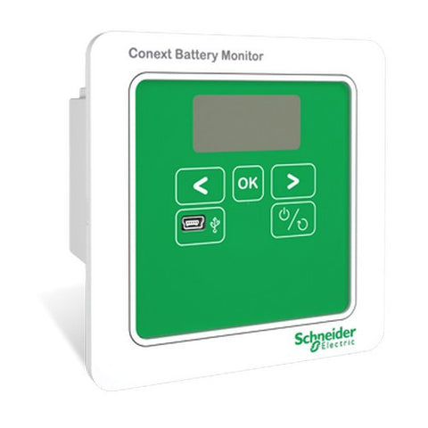 Schneider Conext Battery Monitor 24/48v - Solar Gear Supply