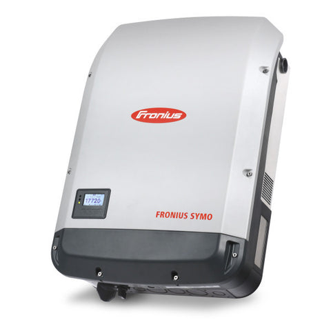 Fronius Symo Lite 22.7-3, Three Phase 480 Inverter - Solar Gear Supply