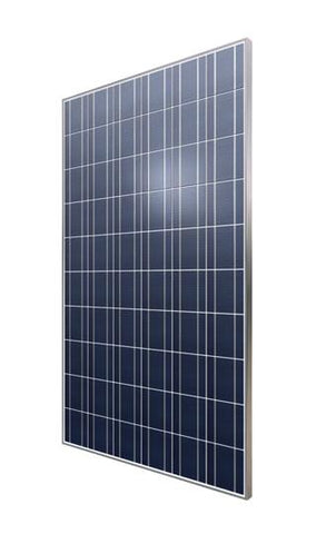 Axitec 270W High Quality 60 Cell Solar Panel, Silver Frame, Poly - Solar Gear Supply