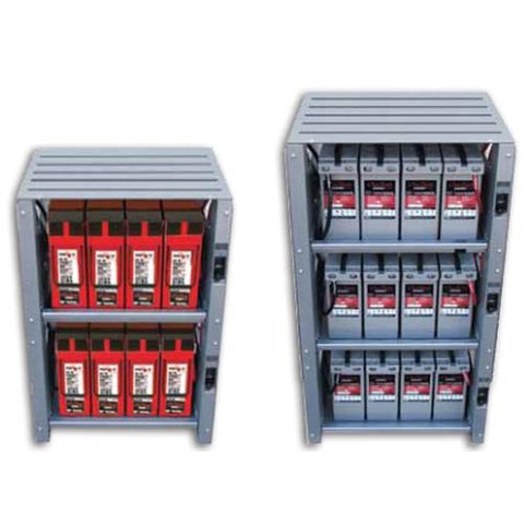 Outback IBR-2-48-175, Battery Rack System, IBR Series - Solar Gear Supply