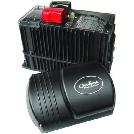 Outback, VFX2812M, Battery Inverter, Off Grid Sinewave, 2.8KW 12VDC, 120VAC 60HZ - Solar Gear Supply