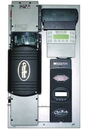 Outback, FP1 FXR3048A, FLEXpower, 3.0kW Pre-Wired Power Panel, Inverter System - Solar Gear Supply