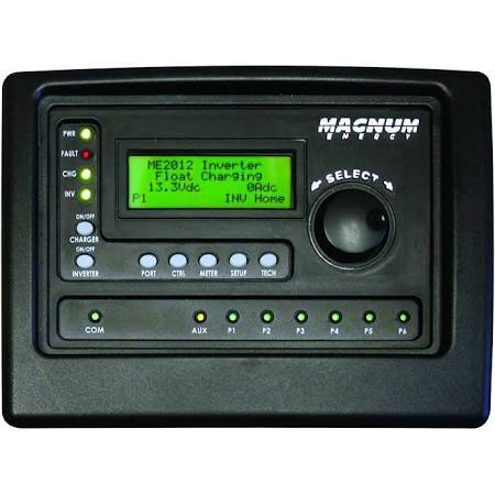 Magnum, ME-RTR, Router Control - Solar Gear Supply