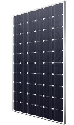 Axitec AC-295M, 295W, 60Cell, Mono, Silver Frame Solar Panel - Solar Gear Supply