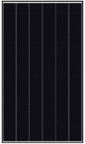 Canadian, 100 Panels, 325W, Canadian Solar, CS1K-325MS, 325 Watt, Mono-Perc, Black Frame - Solar Gear Supply