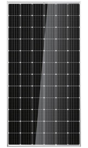 Silfab SLG370M, 370W, Mono, 72 Cell, Silver Frame Solar Panel - Solar Gear Supply