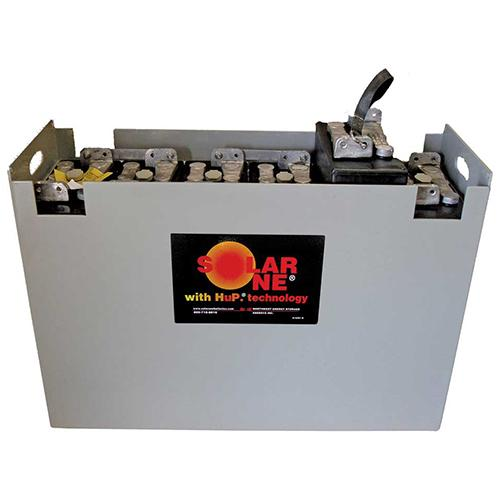 HUP Solar-One, SO-6-85-31, Flooded Battery, 12V, 1585 AH at 20HR - Solar Gear Supply