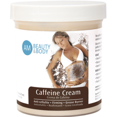 Anti-Cellulite Colombian Caffeine Cream - mydailybeautydeals