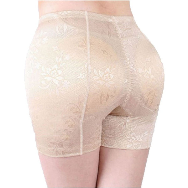 Lace Padded Butt and Thigh Shaper - mydailybeautydeals