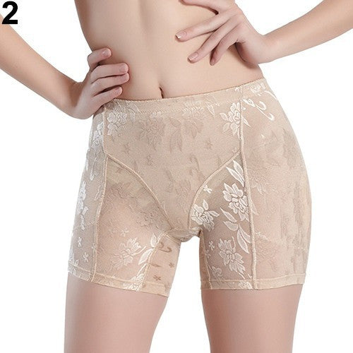 Fashion Lace Padded Butt Lifter - mydailybeautydeals