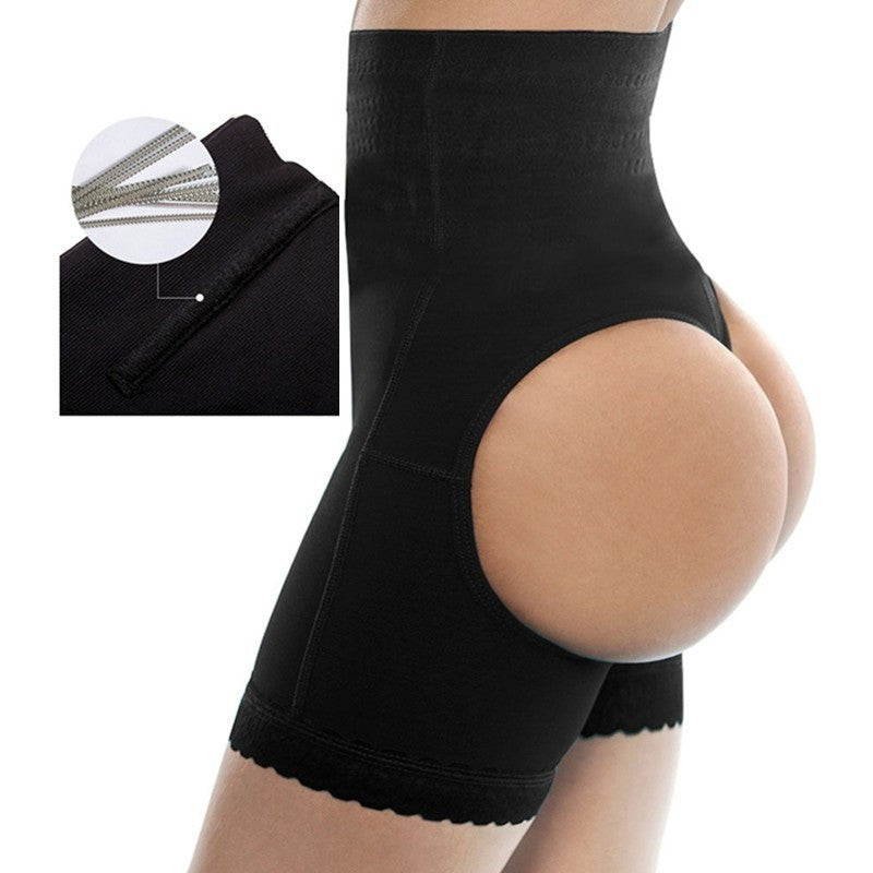 Sexy High Waist Butt Lifter with Tummy Control - mydailybeautydeals