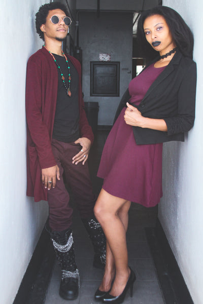 Musician Kelvin McKay-Hill and Alexandria Boddie