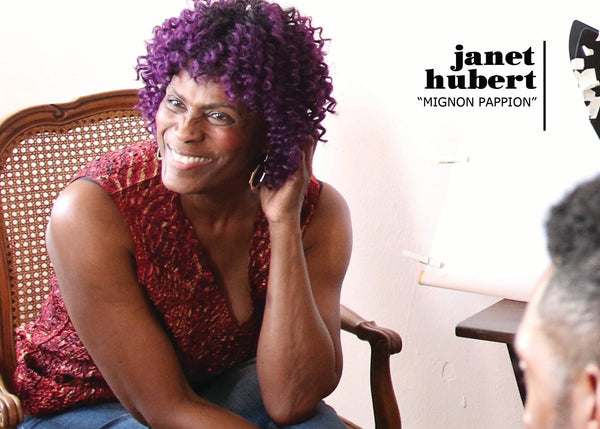 "Actress Janet Hubert portrays ""Mignon Pappion"" in the web series ""King Ester"""