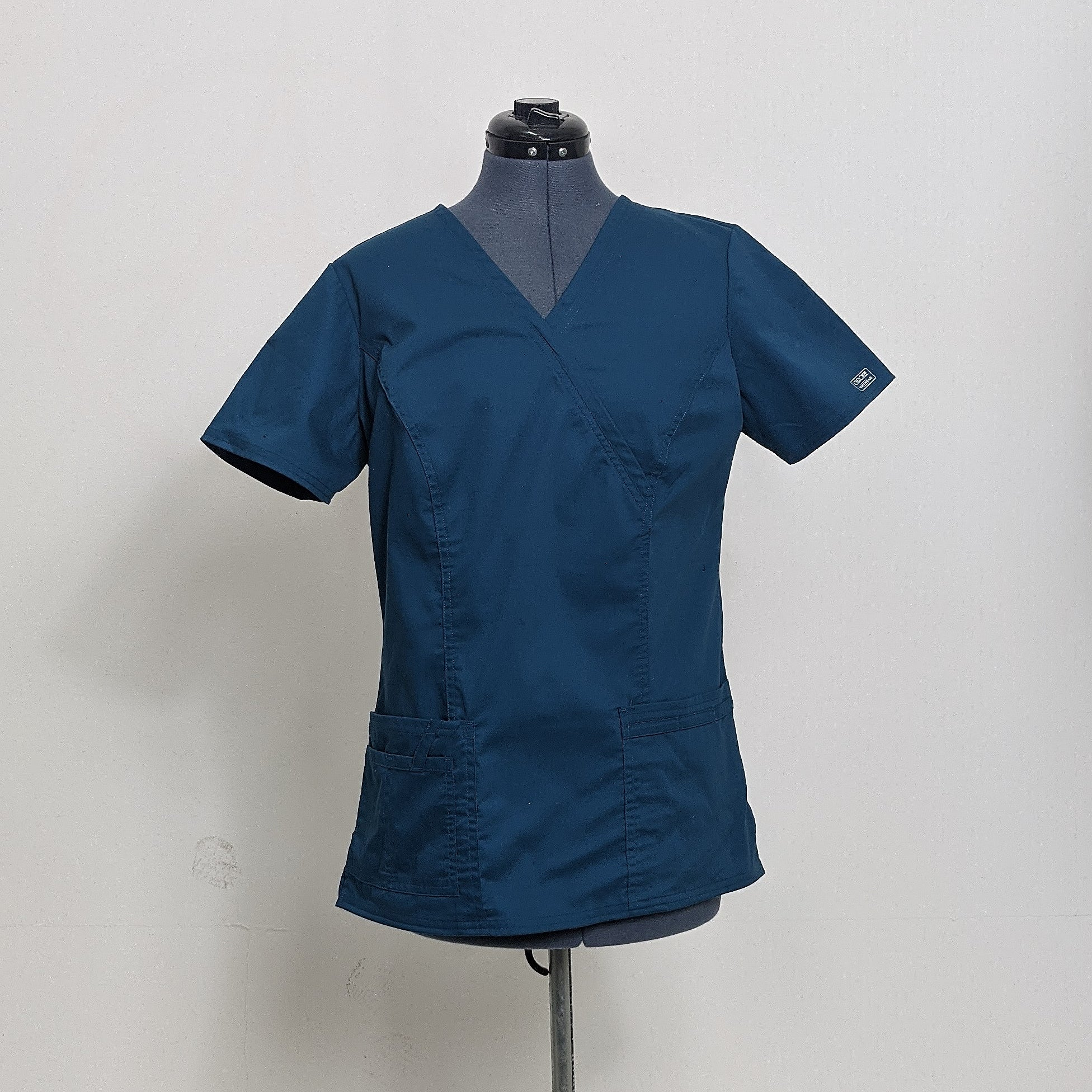 Teal Nurse's Scrubs by Cherokee
