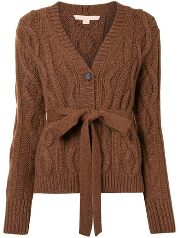 Brock Collection Replentish Cashmere Cardigan