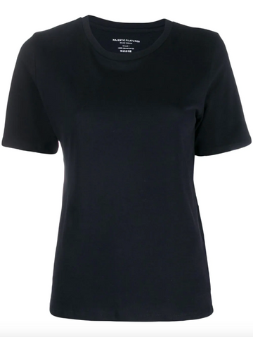 Majestic Filatures Boxy Fit T Shirt