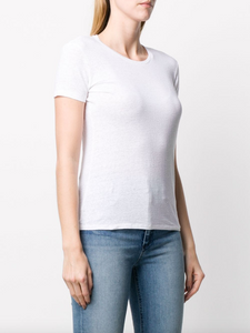 Majestic Filatures Linen T Shirt