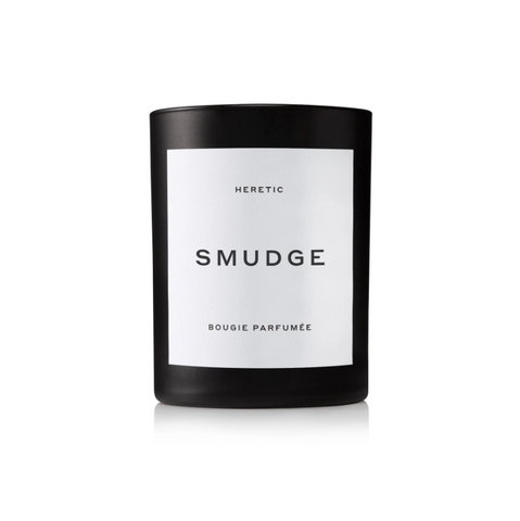 Heretic Smudge Candle