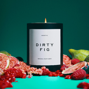 Heretic Dirty Fig Candle