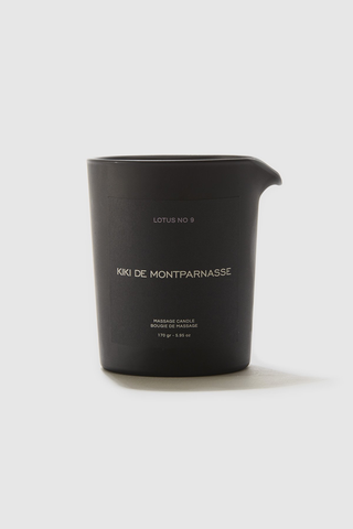Kiki de Montparnasse Small Massage Oil Candle