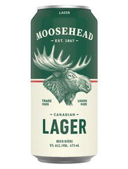 Moosehead Lager - 15 Can