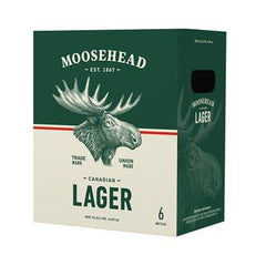 Moosehead Lager - 6 can