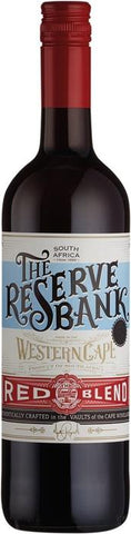 Reserve Bank - Red Blend 750ml