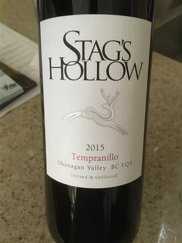 Stag's Hollow Tempranillo