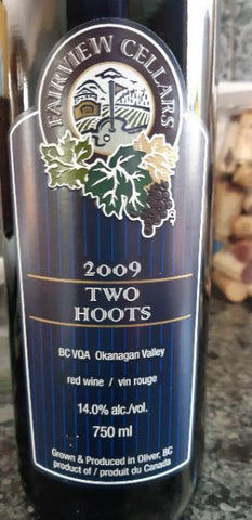 Fairview 2009 Two Hoots
