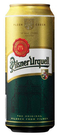 Pilsner Urquell Tall Can