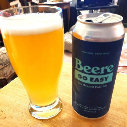 Beere - Go Easy Pale Ale 4pk