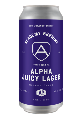 Academy - Alpha Juicy Lager