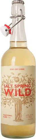 Salt Spring Semi-Dry 750ml