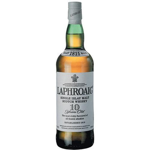 Laphroaig 10 Year Islay 750ml