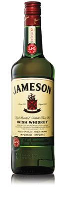 Jameson's Irish Whisky 750ml